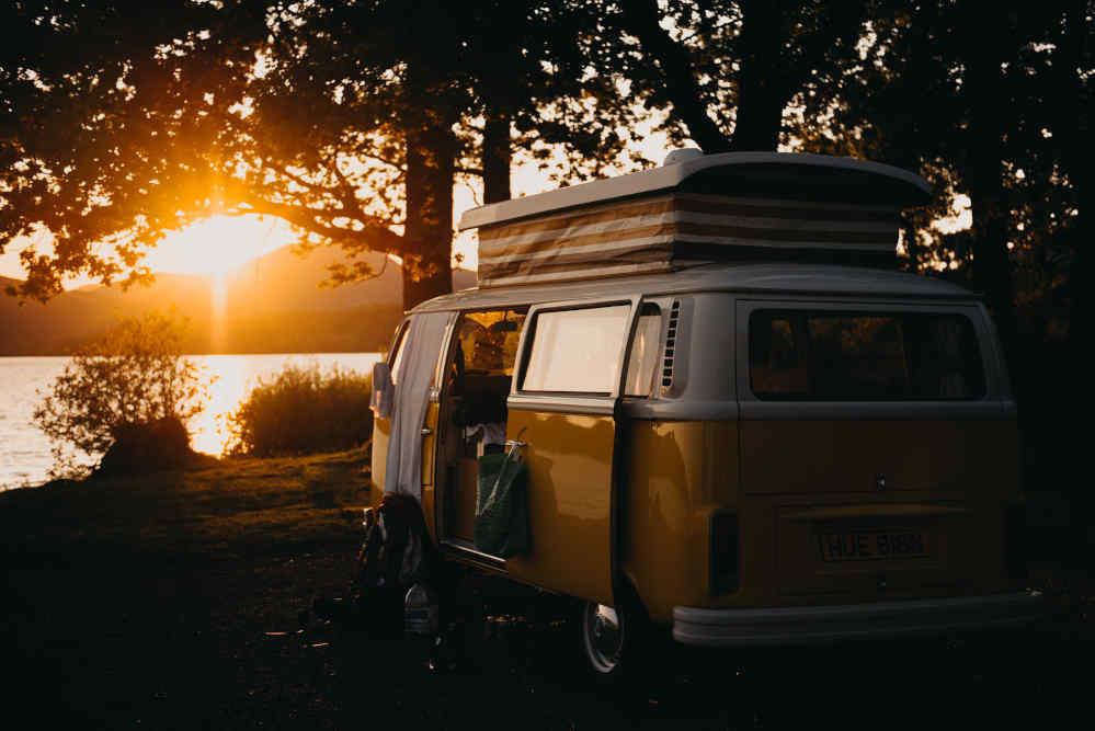 Top ten tips for campervan hire