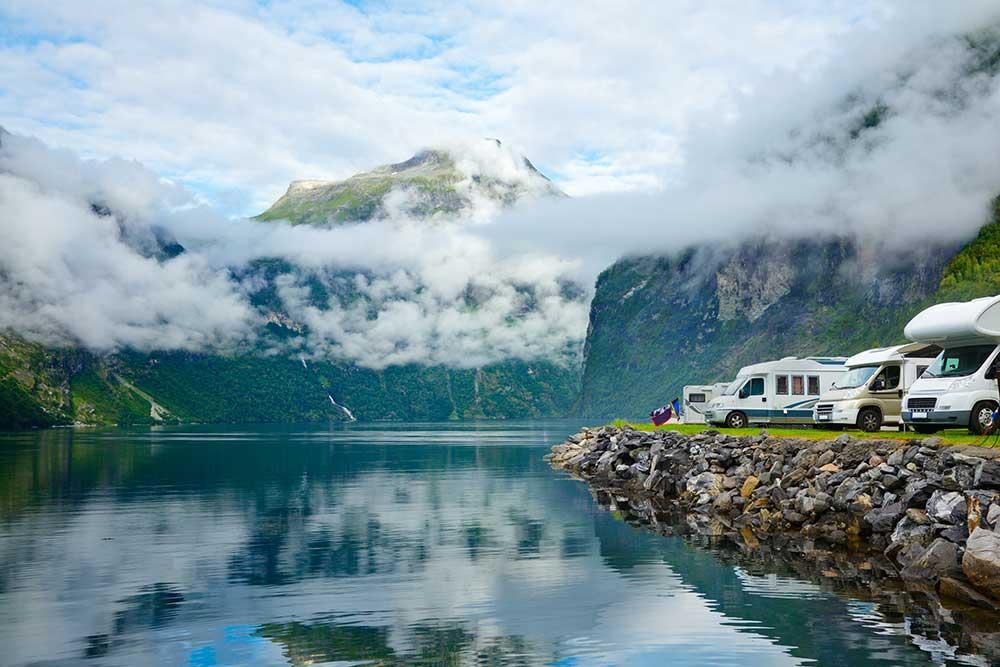 All Campervan Hire Locations in Finland