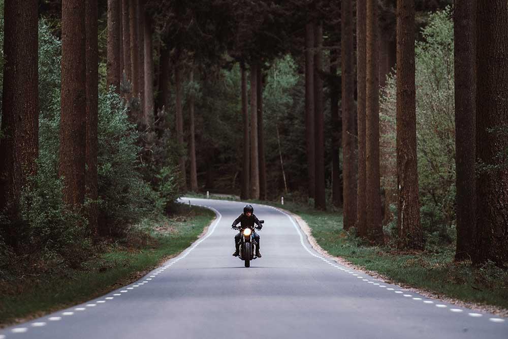 Motorcycle Rental Czech Republic