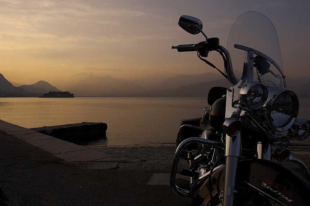 Motorcycle Rental Germany