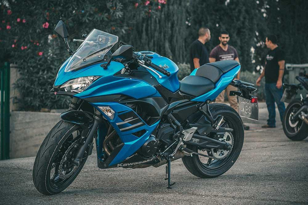 Motorcycle Rental India
