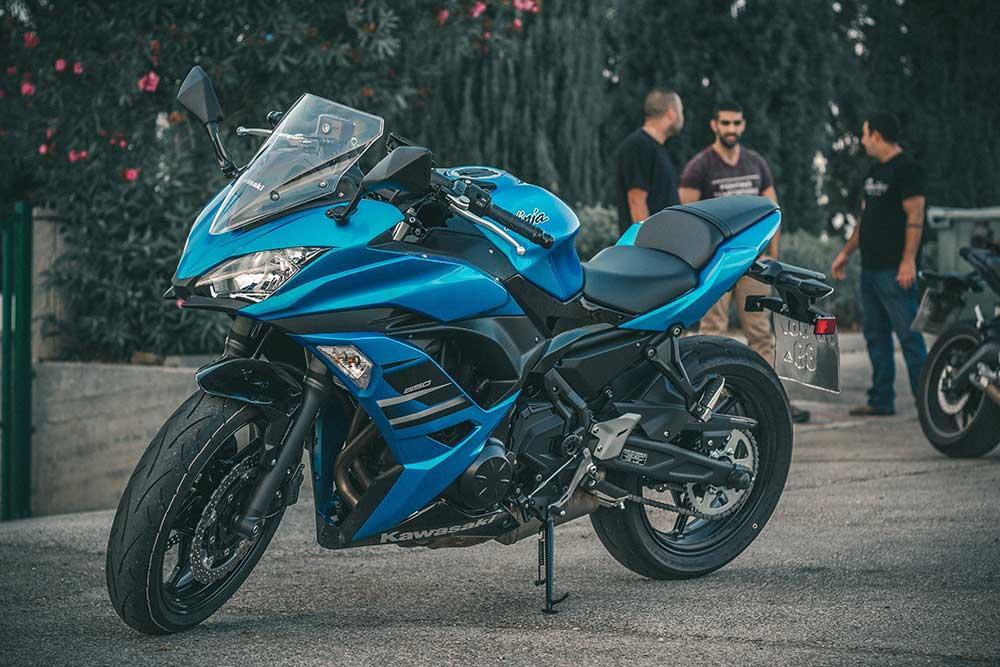 Motorcycle Rental Laos